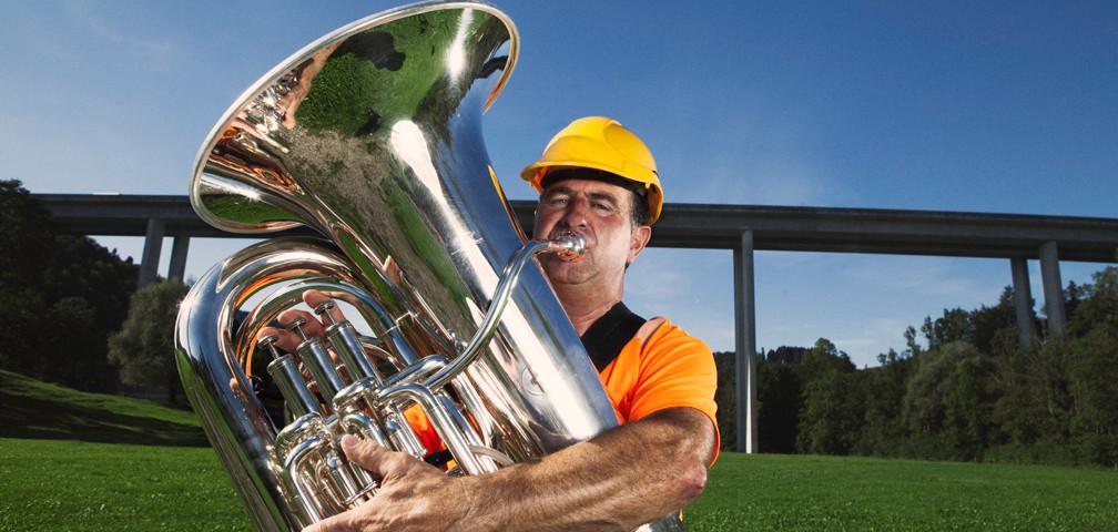 Wo spielt die Musik im Infrastrukturbau?