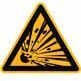 Traçabilité des matières explosives