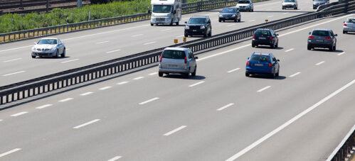 Verkehr-Autobahn
